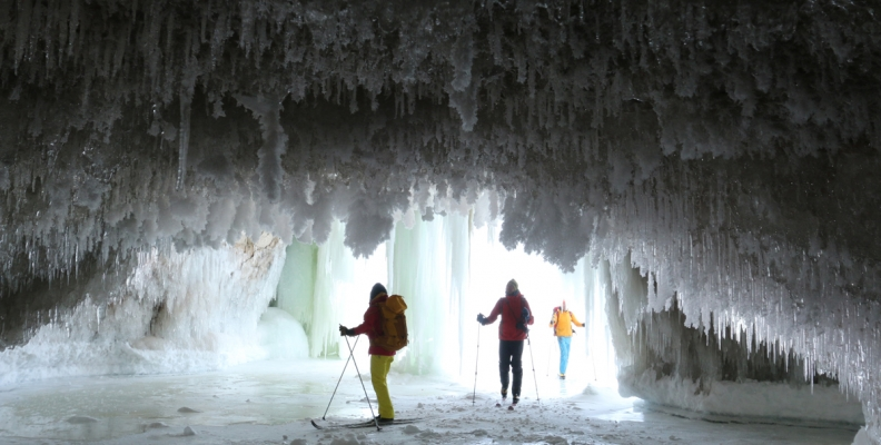 Ice Capades:  The Winter Wonderland Of Pictured Rocks